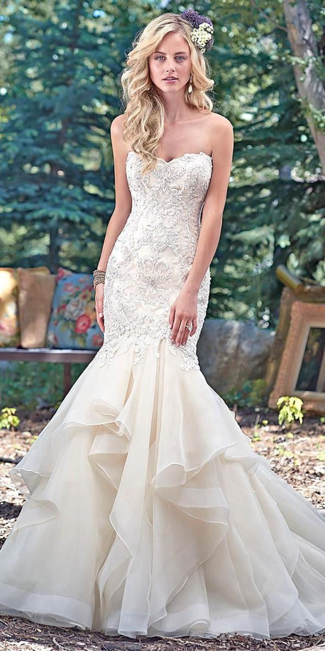 Maggie Sottero Sweetheart Mermaid Wedding Dress 2527416