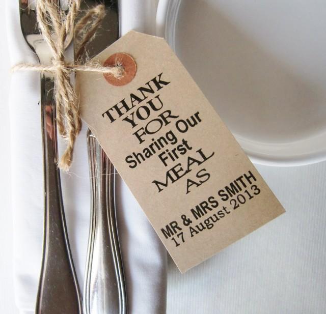80 Wedding Napkin Holders Rustic Wedding Table Decor Thank