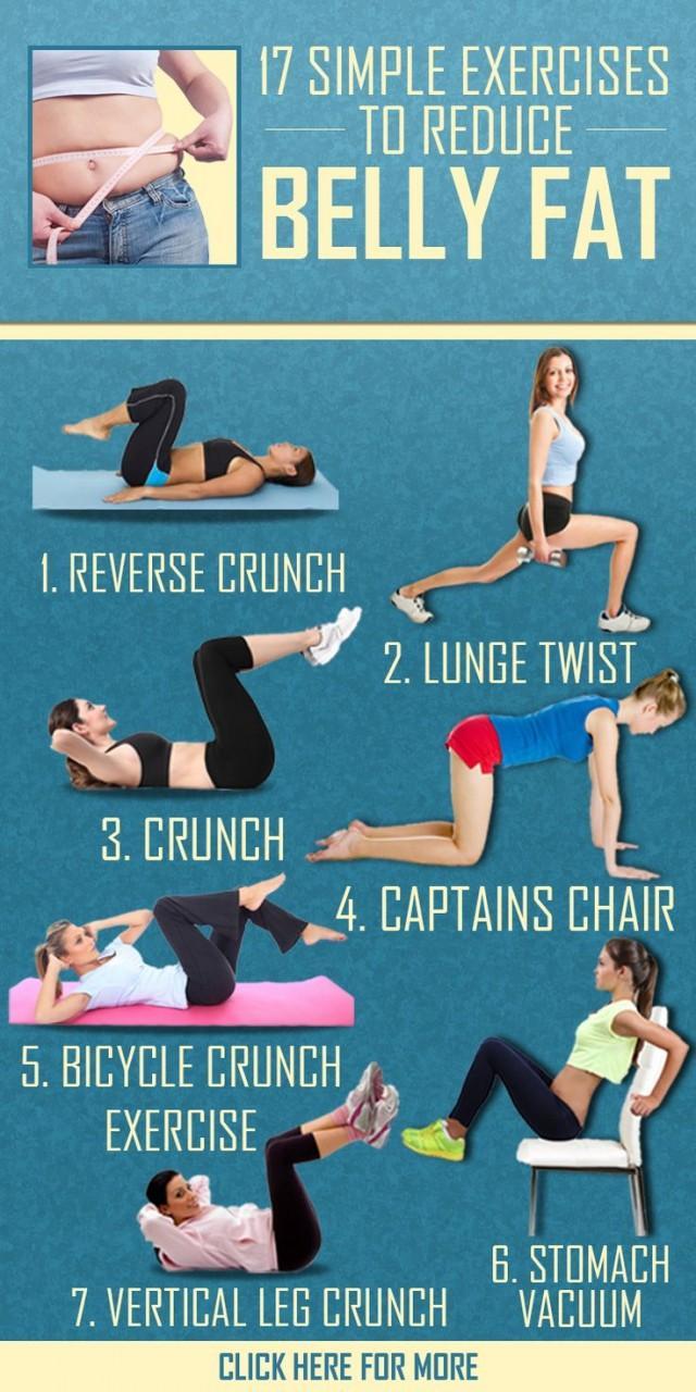 Gesundheit Und Schonheit 16 Simple Exercises To Reduce