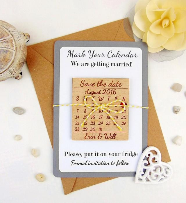 Custom save the date magnet set wood save the date wedding save custom save the date magnet set wood save the date wedding save the date wedding accessories wedding favors calendar save the date 2528943 weddbook stopboris Image collections