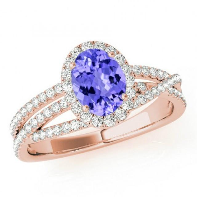 tanzanite engagement rings for women - 640×640