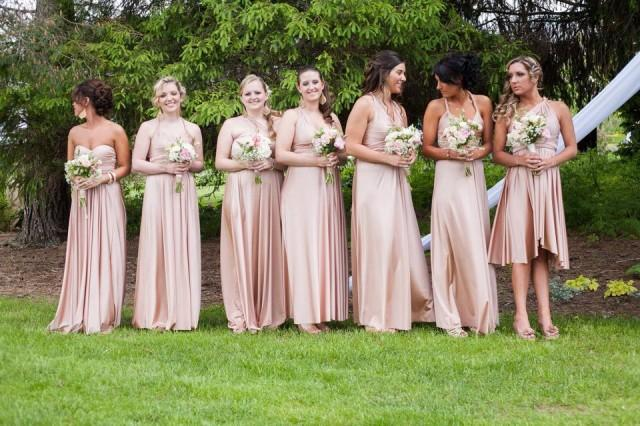 Infinity Dress Similar To Two Birds Multiway Bridesmaid