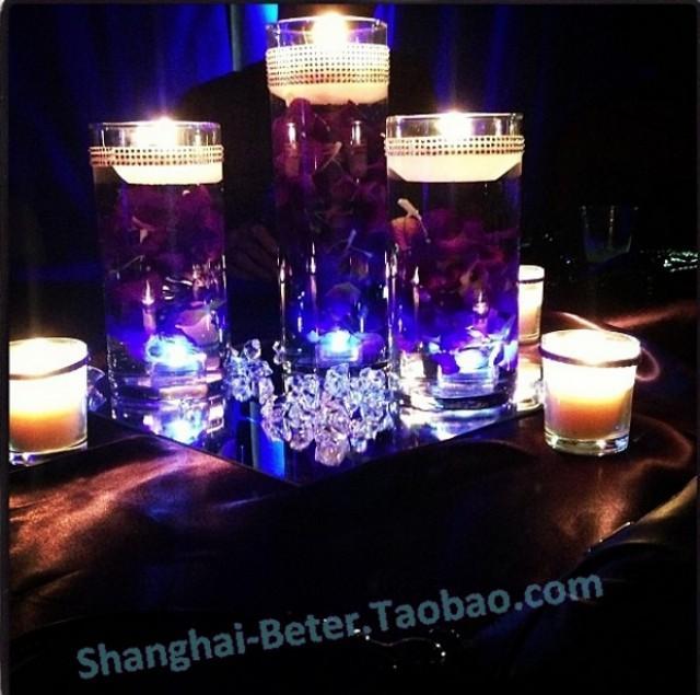 Floating candles tealight wedding decoration by shanghai beter floating candles tealight wedding decoration by shanghai beter gifts 2533244 weddbook junglespirit Images