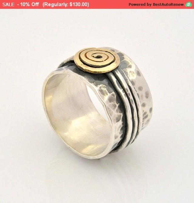 pearl wavy granules and gold band ring artisan collection shop beadage silver rings orb sterling