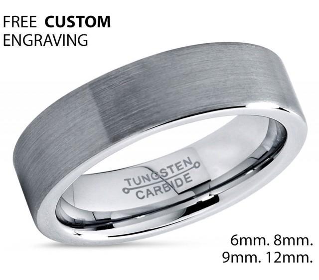 Bridal Titanium 12mm Brushed Band