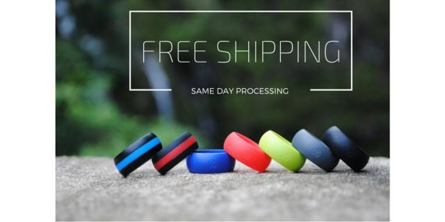 Best Silicone Wedding Ring.Men S Silicone Wedding Ring By Fit Ring Black Blue Red