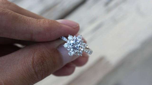 Moissanite Rings In Australia Usa Uk Canada 1 Carat Forever One
