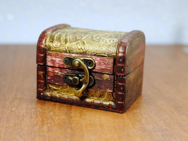 Jewelry Box Wooden Box With Lid Decorative Storage Small Storage Impressive Decorative Wooden Boxes With Lids