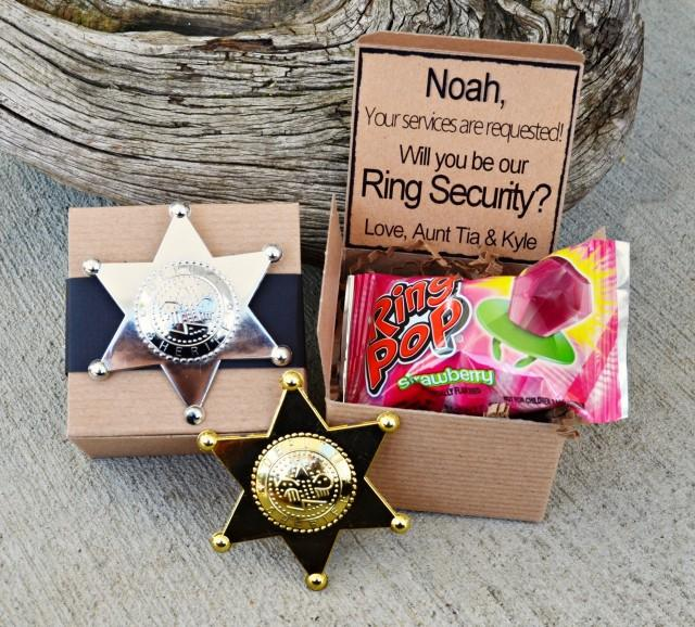 Diy Ring Pop Favors