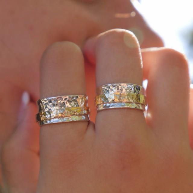 Etsy Com Silver Rings
