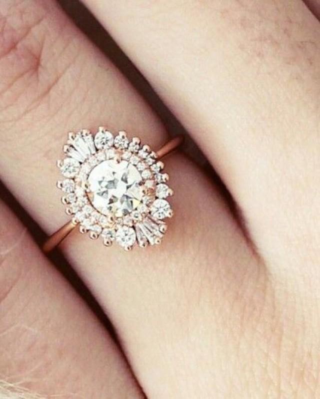 10 of the prettiest engagement rings on pinterest weddings illustrated 2561116 weddbook - Prettiest Wedding Rings