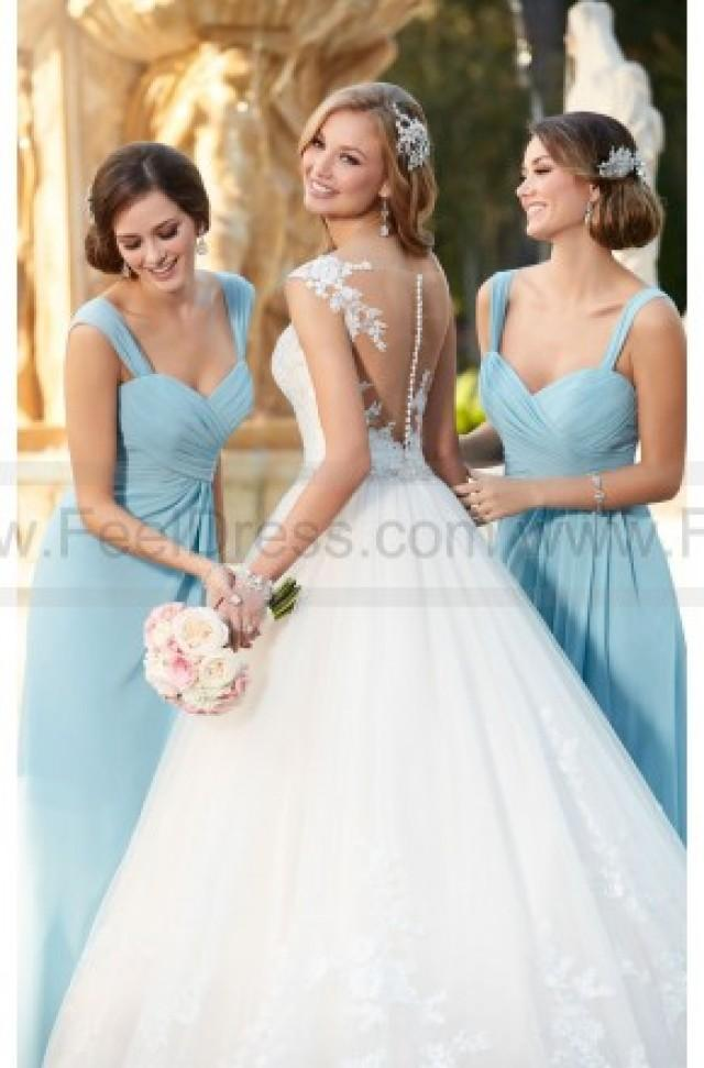 Stella York Lace And Tulle Ball Gown Wedding Dress Style 6268 ...