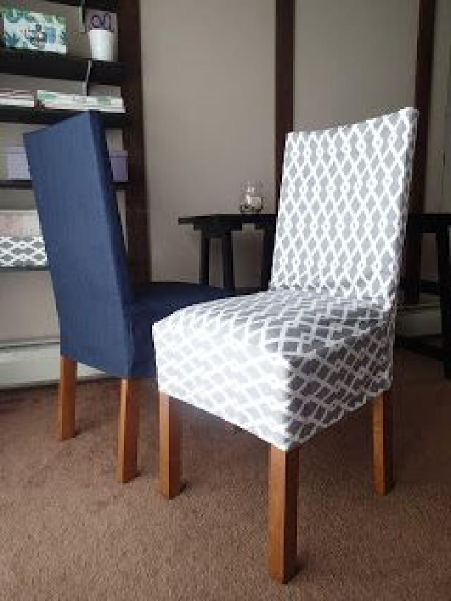 Remarkable How To Sew A Chair Cover Slip Cover Tutorial 2569757 Cjindustries Chair Design For Home Cjindustriesco