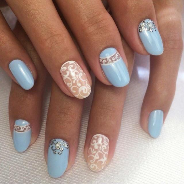 Nail art 1527 best nail art designs gallery 2569921 weddbook prinsesfo Image collections