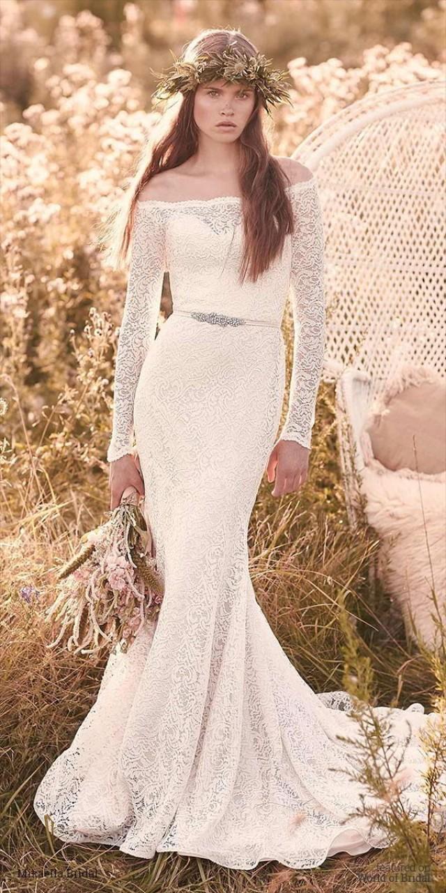d456bd70088c5 Mikaella Bridal Spring 2017 Wedding Dresses - raveitsafe