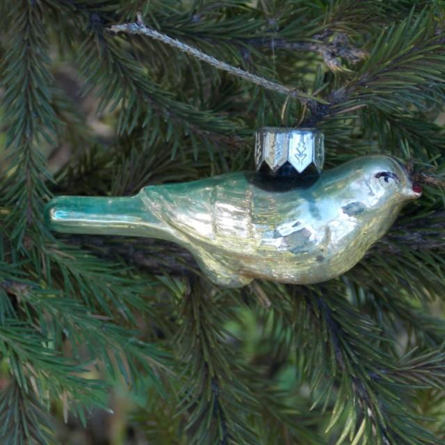 Bridesmaid Christmas Ornaments