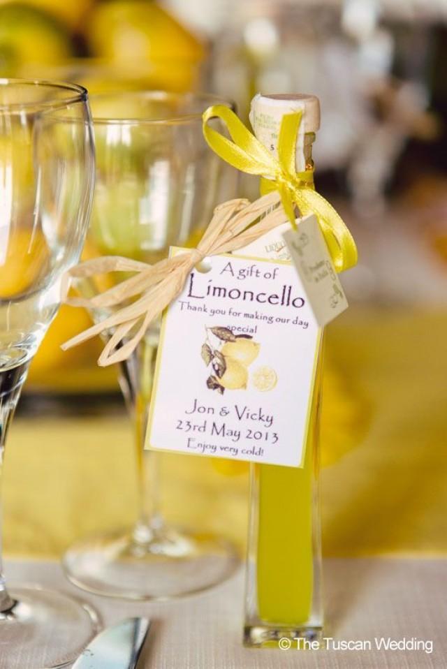 Lemon Feveramore In Giallo The Tuscan Wedding 2573674 Weddbook