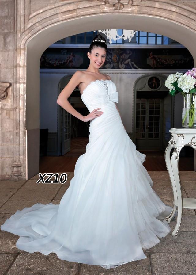 xz10 (rosa azul) - vestidos de novia 2016 #2576799 - weddbook