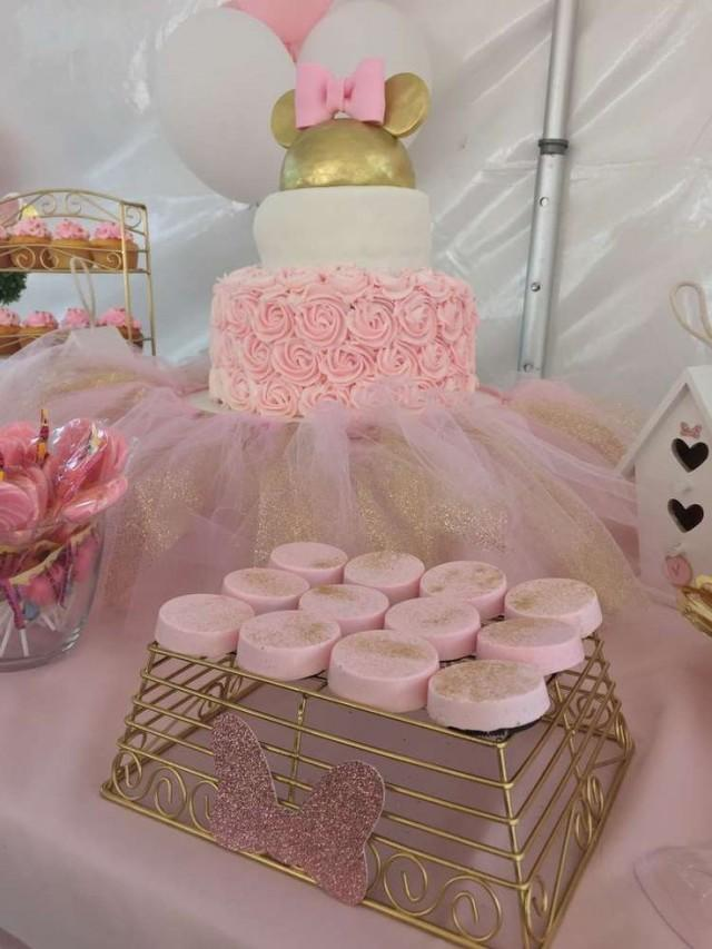 Minnie Mouse Bowtique Birthday Party Ideas 2577783