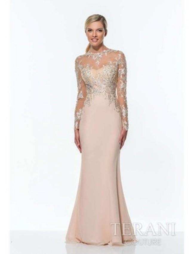 Terani Couture Special Occasion Dress Style No 151E0296