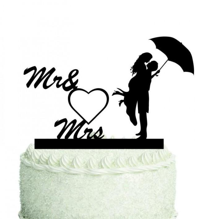 Mr Amp Mrs Cake Toppers Wedding Cake Toppers Anniversary