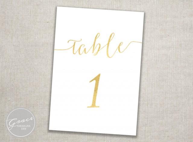 It is an image of Gargantuan Free Printable Table Numbers 1-30