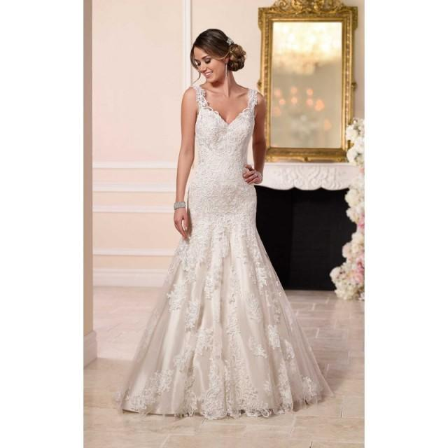 024e9e7a745f Stella York By Essense Of Australia - Style 6103 - Junoesque Wedding  Dresses #2594389 - Weddbook