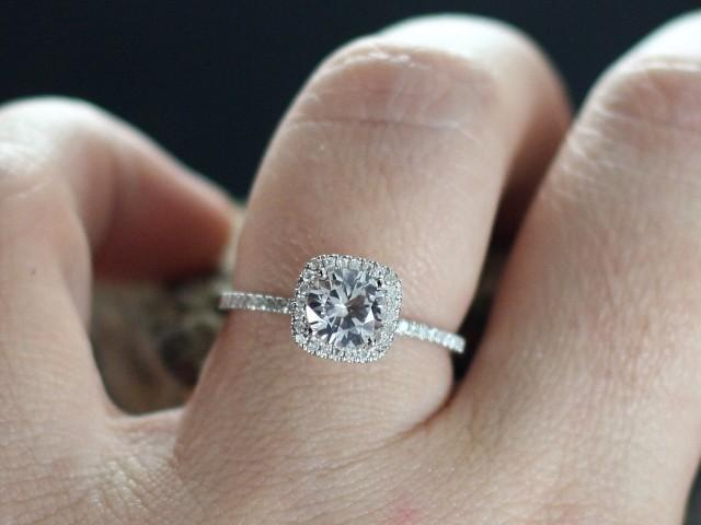 Extra Petite Engagement Ring