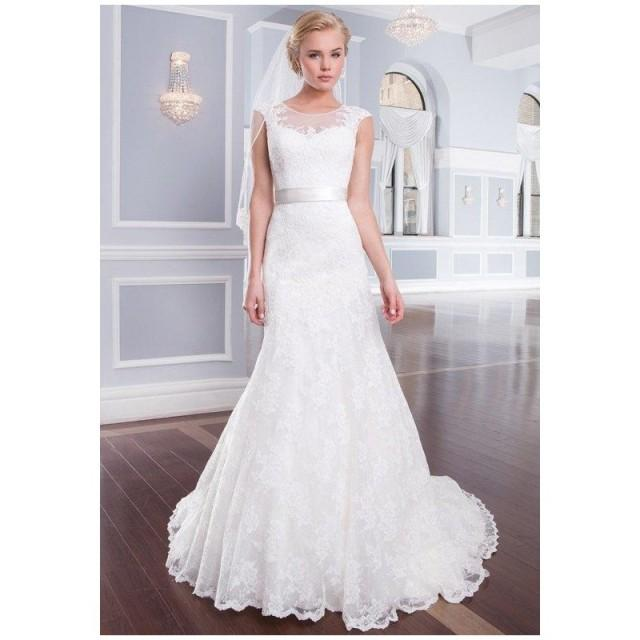 The Knot Wedding Gowns: Lillian West 6305 Wedding Dress