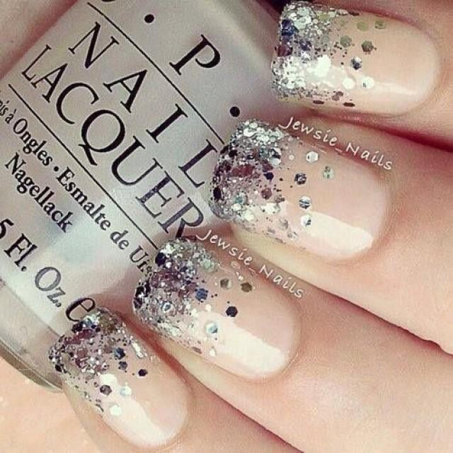 16 Glamorous Glitter Nail Art Designs For 2014 2601445 Weddbook