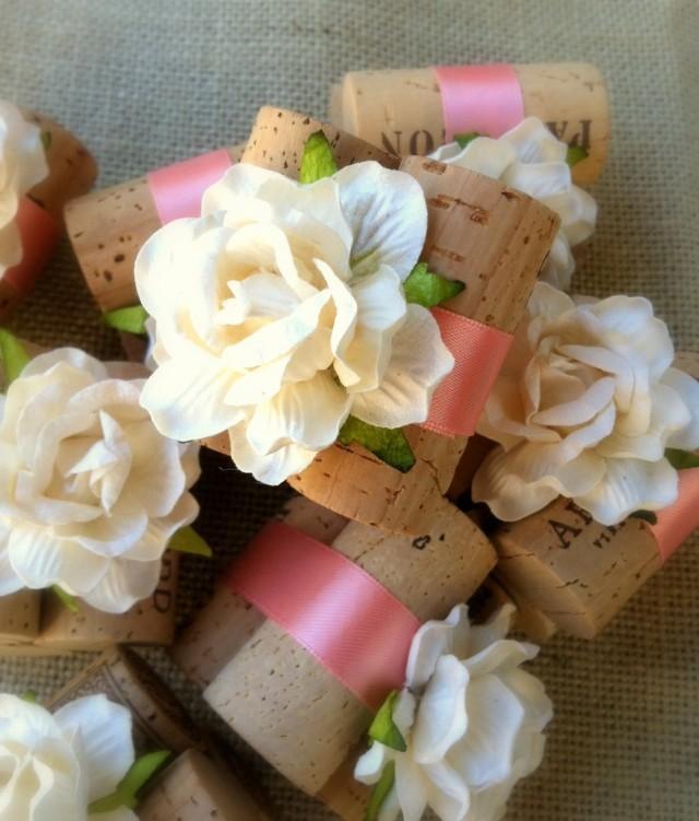 Peach C Wedding Decorations Rustic Place Card Holder Wine Themed Bridal Shower Theme Decor 2606234