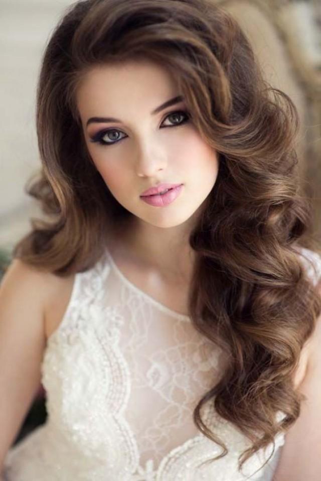 Gorgeous Wedding Makeup Looks Found On Pinterest #2618077 - Weddbook