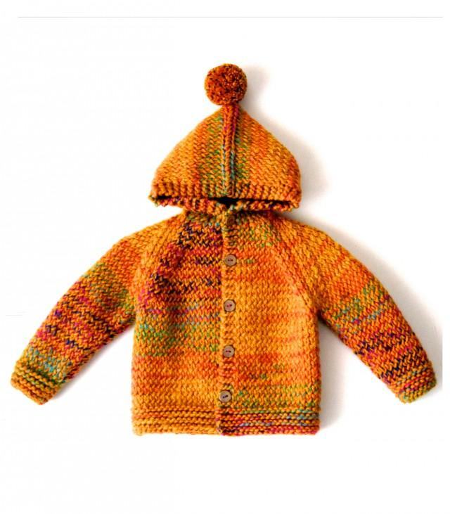 Toddler/'s  chunky  cardigans