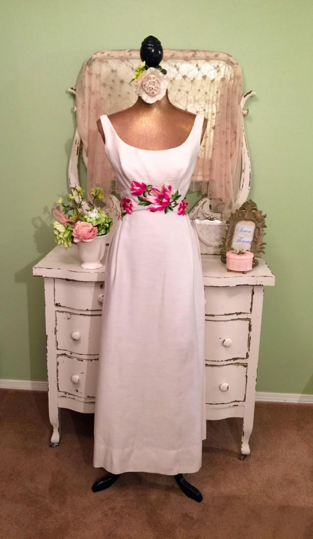 a1400fed90 50s 60s Off Shoulder Dress
