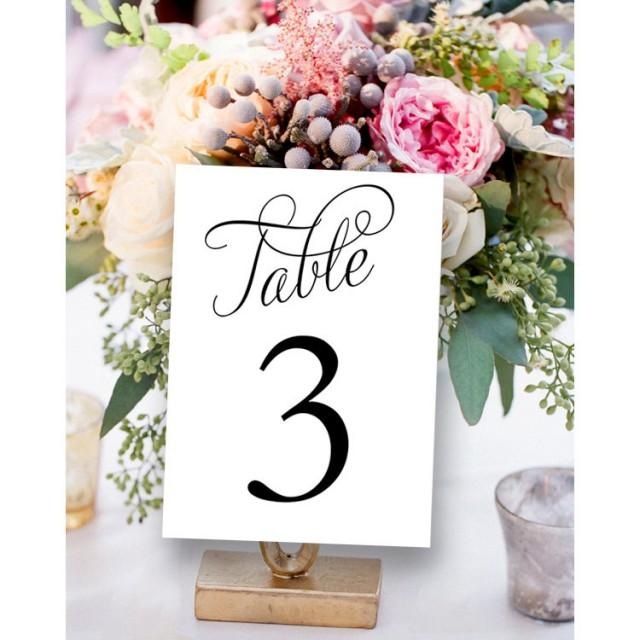 Slobbery image throughout free printable table numbers 1-30