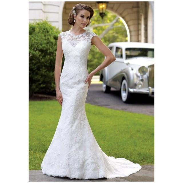 David Tutera For Mon Cheri 113207 Zelda Wedding Dress The Knot Formal Bridesmaid Dresses 2017 2631433 Weddbook