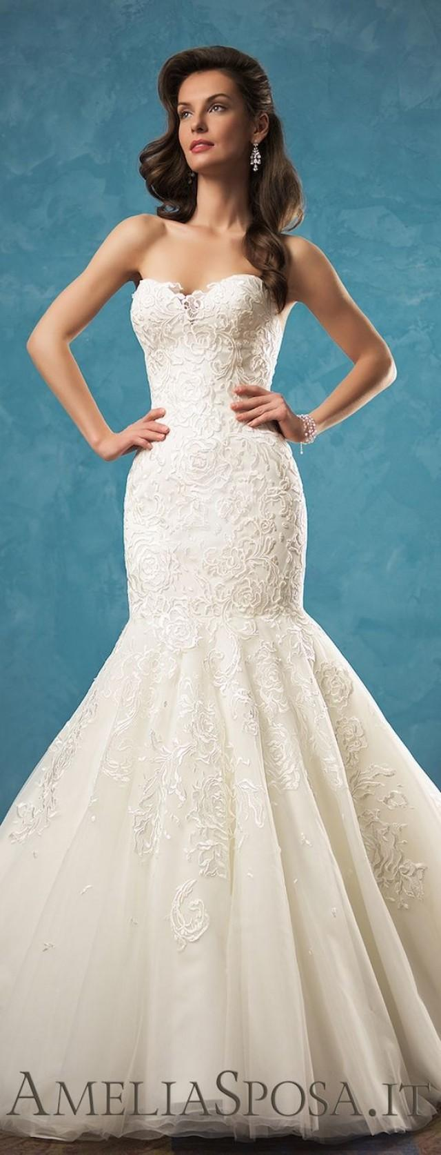 Unique Embroidered Mexican Wedding Dress Photo - All Wedding Dresses ...