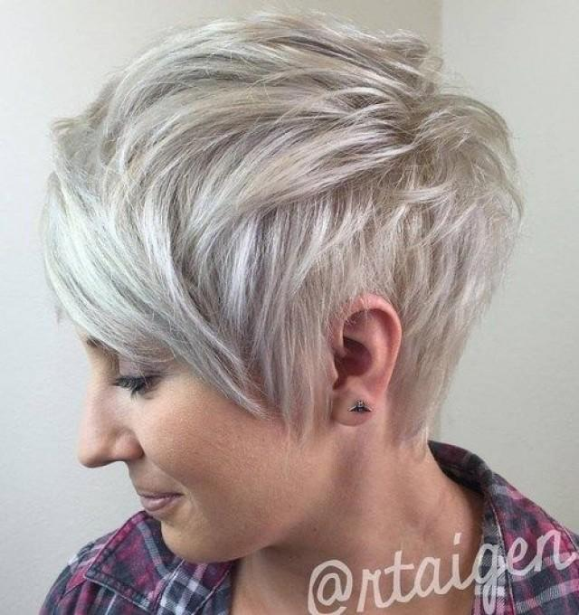 50 Edgy Shaggy Messy Spiky Choppy Pixie Cuts 2640022 Weddbook