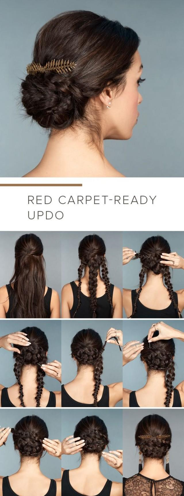 6 Holiday Hair Ideas To Freshen Up Your Look On New Year S Eve 2640417 Weddbook