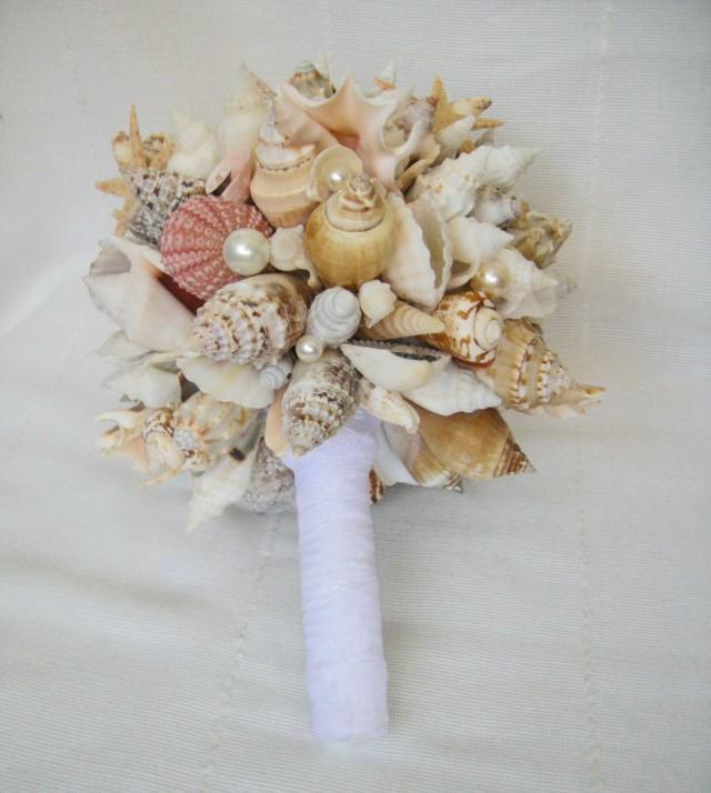 "Bridal Bouquet Sea "" Starfish"", Wedding Bouquet Handmade ..."