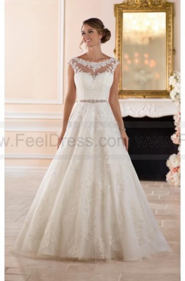 Stella York Traditional Ball Gown Wedding Dress Style 6303 #2642702 ...