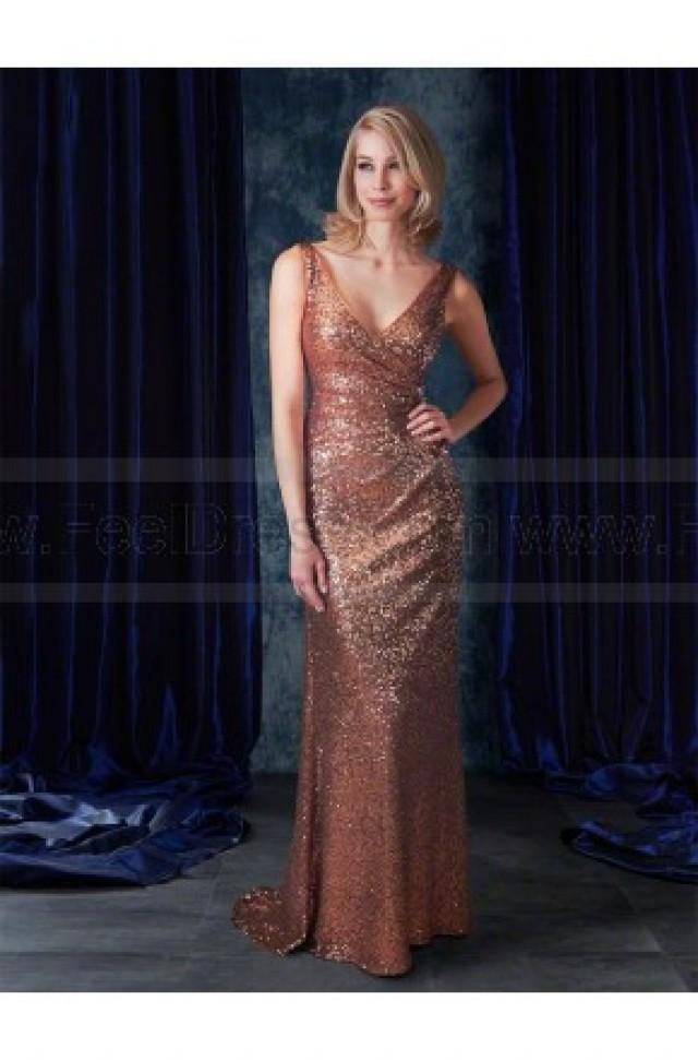 09c1fb040a Alfred Angelo Bridesmaid Dress Style 8115l New 2644202 Weddbook