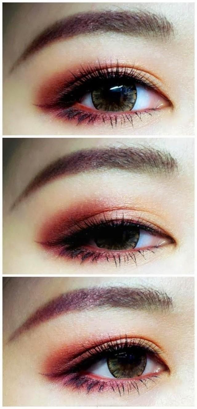 Asian eye makeup tutorial