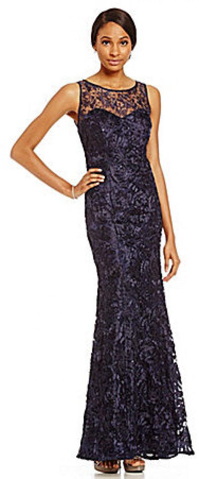 Ignite Evenings Soutache Sleeveless Dress #2648918 - Weddbook