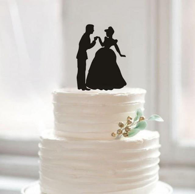 Cinderella Cake Topper, Disney Wedding Cake Topper ...