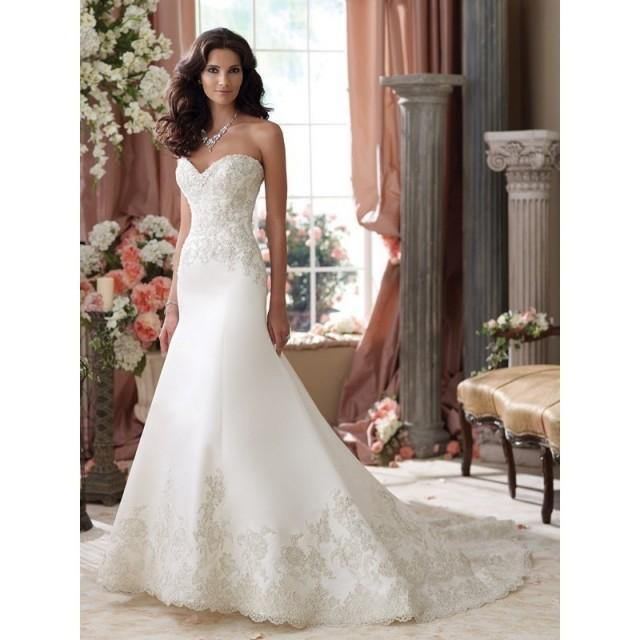 David Tutera 114279 Isidore Wedding Dress