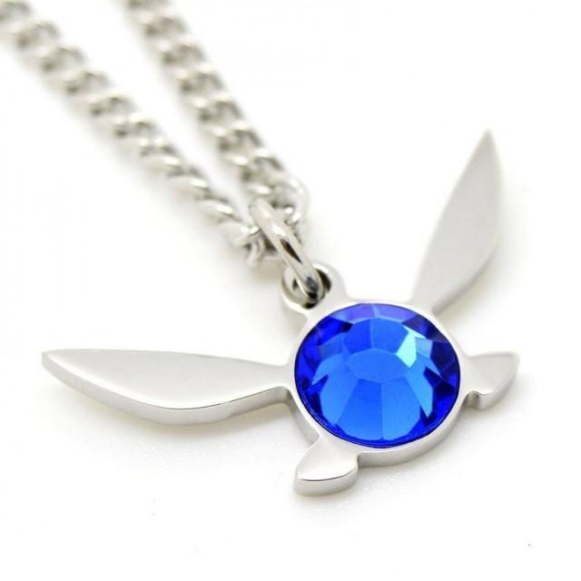 legend of zelda navi inspired fairy necklace 2658482. Black Bedroom Furniture Sets. Home Design Ideas
