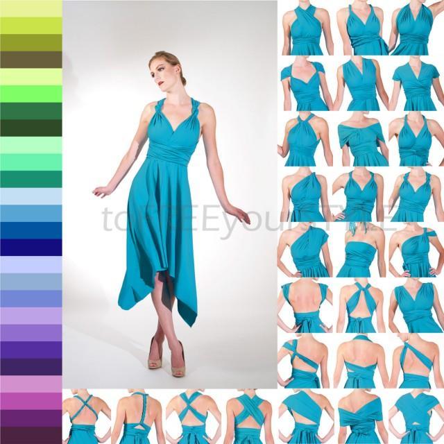 Butterfly Hem Infinity Dress Free Style Dress