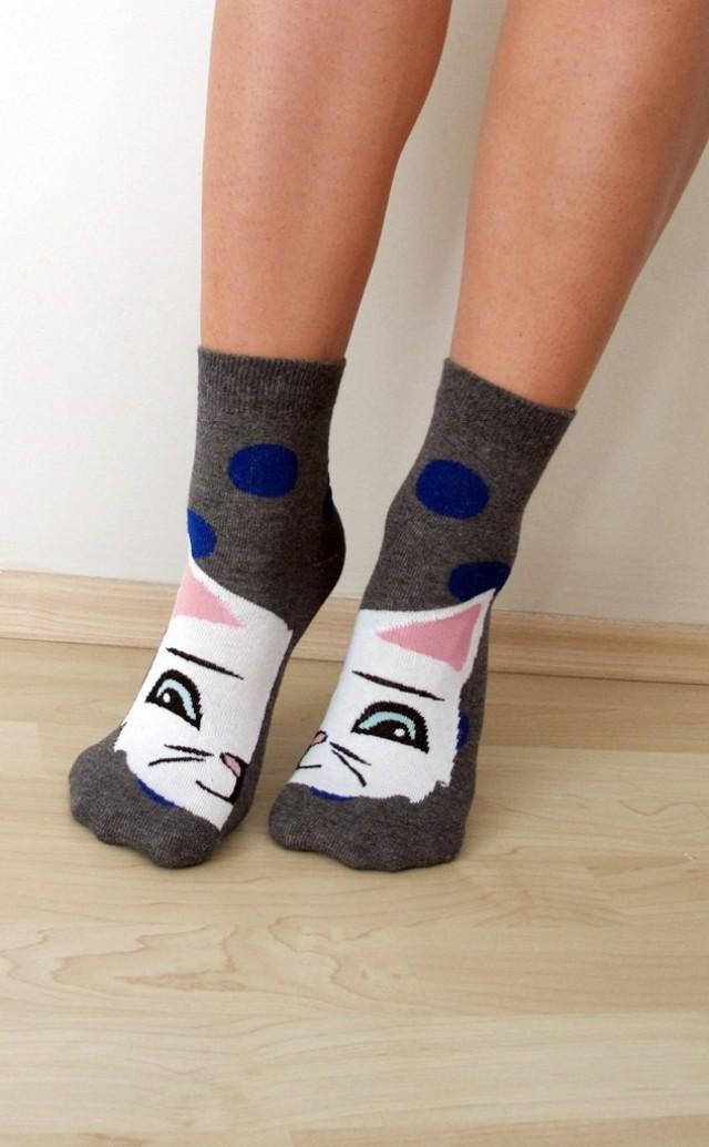 worn women's socks - 633×1024