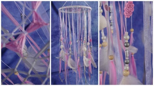 Original Mobile Pink Children Room Girls Pink Baby Bed Newborn Baby